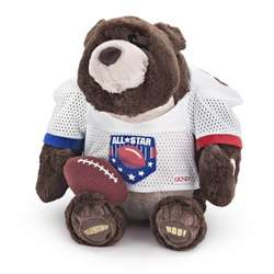 Gund Gridiron Talking Bear
