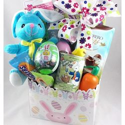 Kids Easter Basket with Gourmet Treats