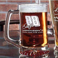 Personalized Jeff Gordon NASCAR Mug