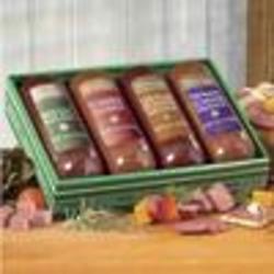 Gift of 4 Beef Log Combo Box