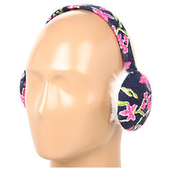 Lilly Pulitzer Snow Bunny Earmuffs