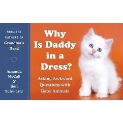 Why is Daddy in a Dress Book