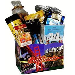 Taste of San Francisco Deluxe Gift Basket