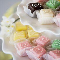 Signature Petit Four Cakes