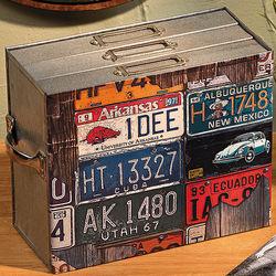 Road Trip Album Box