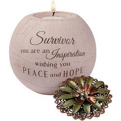 Survivor Tea Light Holder