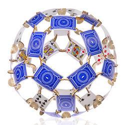 Geometric Structure Building Discs