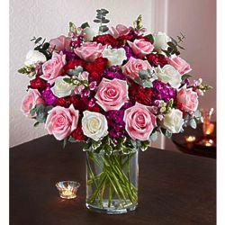 Large Victorian Romance Bouquet