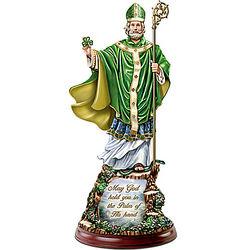 Illuminations of Ireland St. Patrick Statue