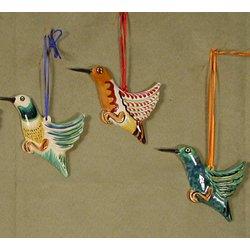 Colorful Bird Ornament