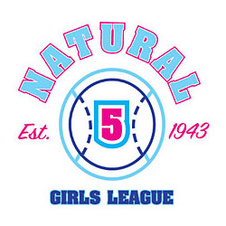 Natural Girls League T-Shirt