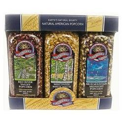 Gourmet Popcorn Variety 3-Pack