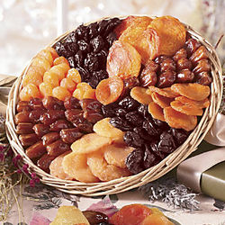 1 1/2-lbs. Harvest Dried Fruit Tray