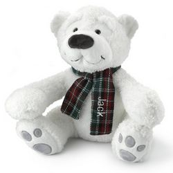 Snowsly Plush Teddy Bear