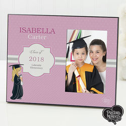 Precious Moments Personalized Kid's Graduation Photo Frame