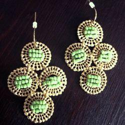 Glamourous Chandelier Earrings