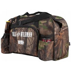 Call of the Wildman Camo Bag