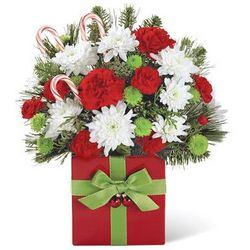 Holiday Cheer Flower Bouquet