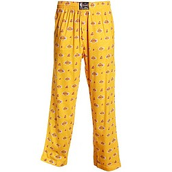 Los Angeles Lakers Gold My Team Pajama Pants