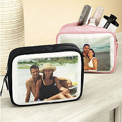 Cassandra Personalized Photo Travel Bag