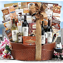 Stag's Leap Wine Cellars Extravaganza Gift Basket