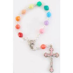 Gumballs Doorknob Decade Rosary