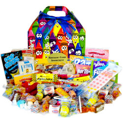 Happy Crayons Classic Candy Gift Box