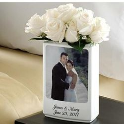 Personalized Ceramic Vase