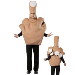 Finger Costume
