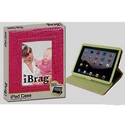Pink Photo Frame iPad Case