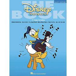 The Disney Songs Easy Guitar Tab Songbook