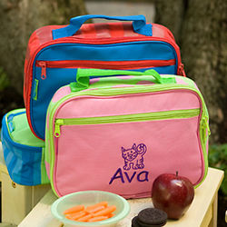 Personalized Child's Lunchbox