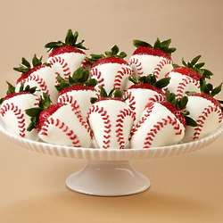 Hand-Dipped Home Run Berries