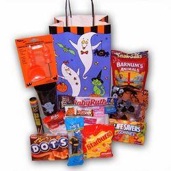 Halloween Candy Gift Bag