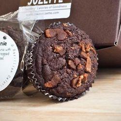 Chocolate Bacon Brownies