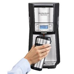 Hamilton Beach BrewStation Summit Ultra 12 Cup Coffee Maker