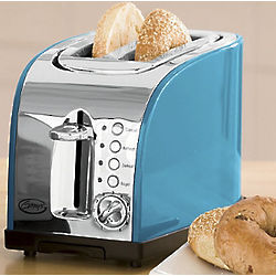 Colorful 2-Slice Toaster