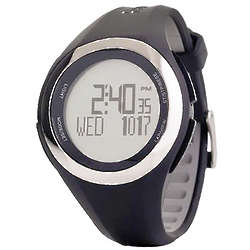 Black InTouch Heart Rate Monitor Watch