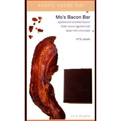Vosges Milk Chocolate Bacon Bar