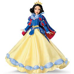 Snow White Ball-Jointed Doll