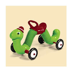 Inchworm Ride-On Lovable Friend Toy