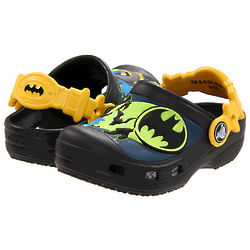 Glow in the Dark Batman Crocs