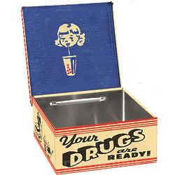 Yummy Pharmaceuticals Petite Cigar Box