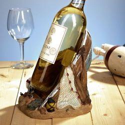 Castaway Boat Wine Bottle Holder