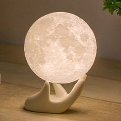"3.5"" Moon Light in Hand Stand"