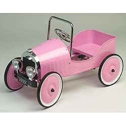 1939 Pink Sedan Pedal Car