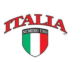 Italia Crest T-Shirt