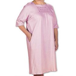 Elegant Knit Adaptive Nightgown