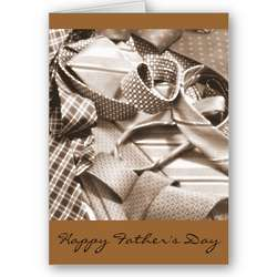 Happy Father's Day Custom Card
