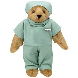 Scrubs Teddy Bear